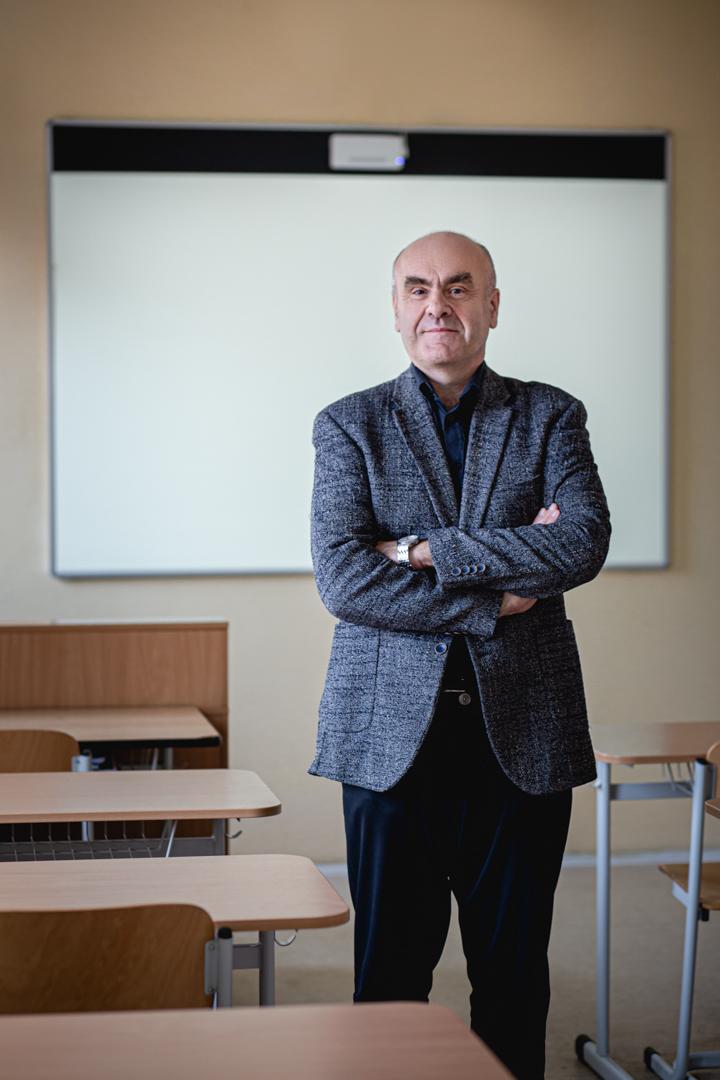 RNDr. Miroslav Štefan