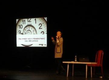 Přednáška o prokrastinaci