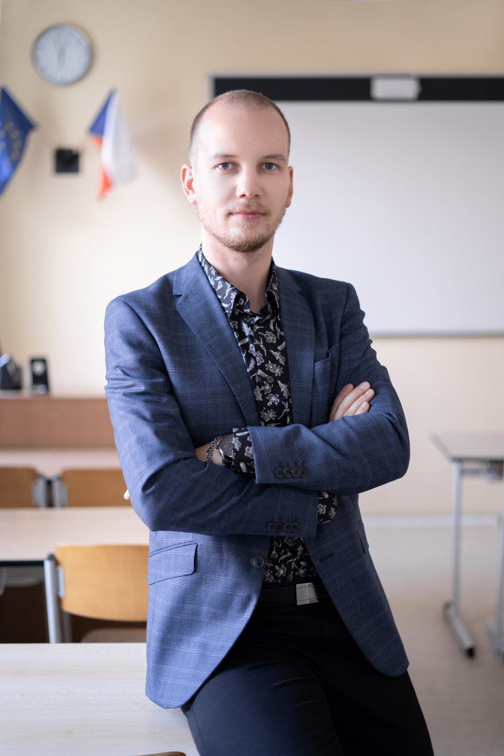 Mgr. Pavel Strnad