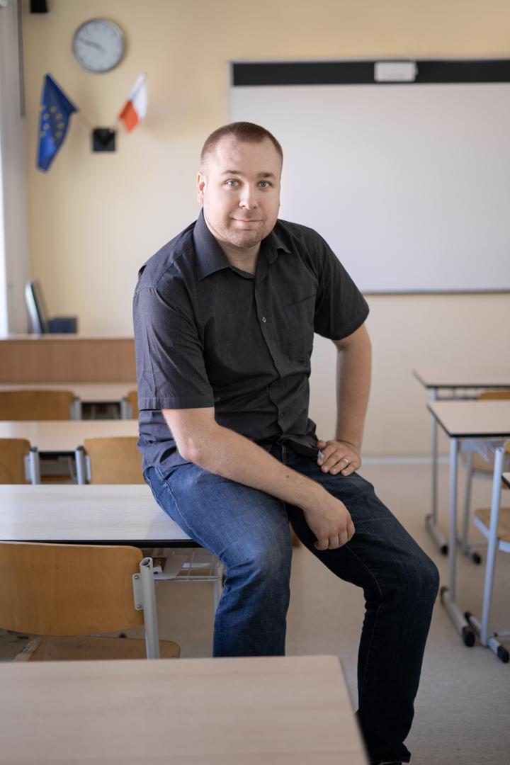 Mgr. David Zelený