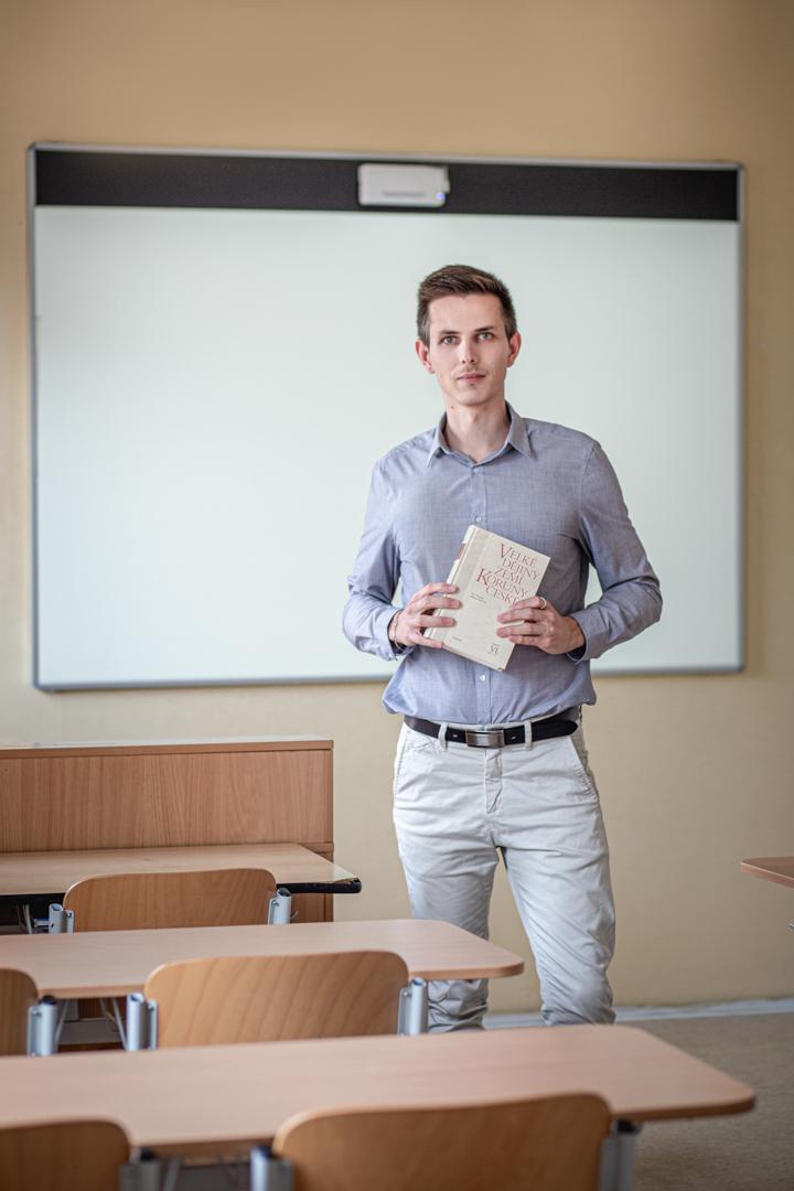 Mgr. Adam Pálka, Ph.D.