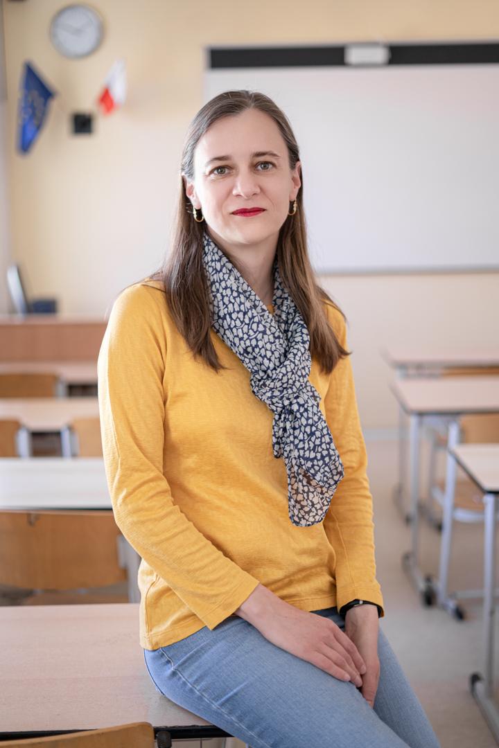 Mgr. Hana Šindelářová