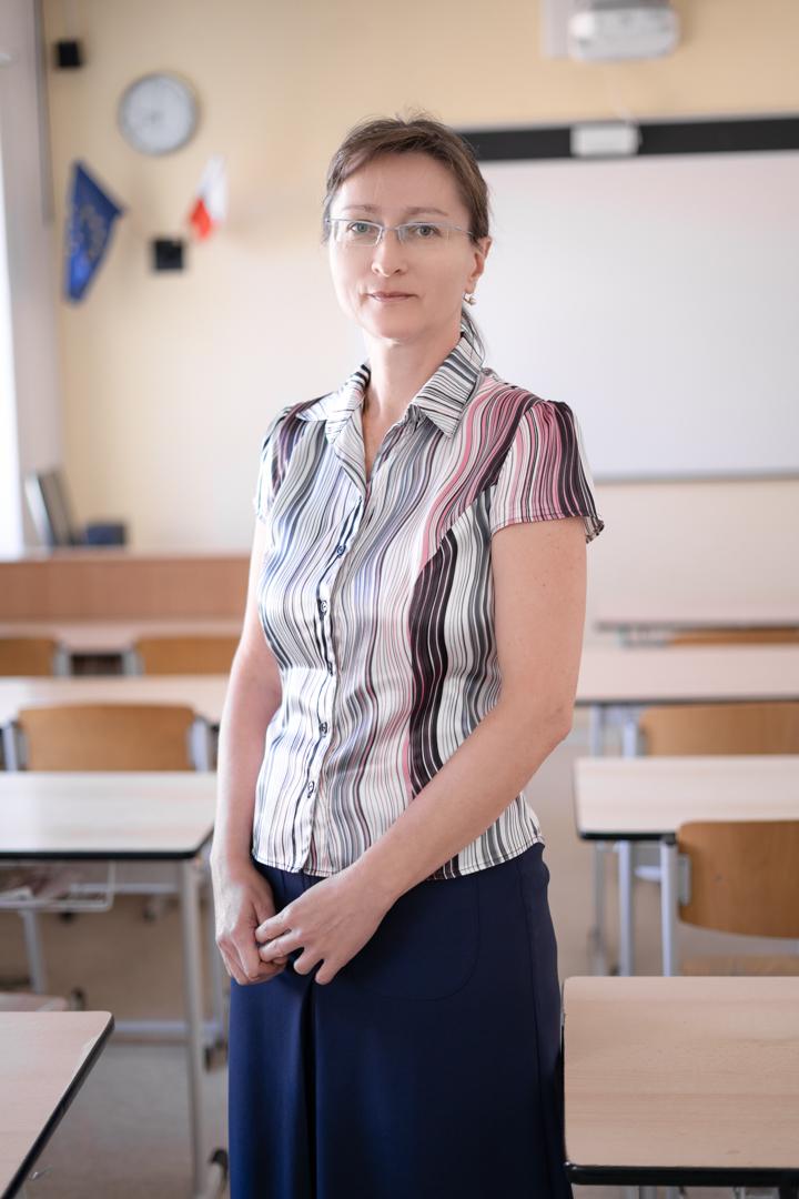 Mgr. Ester Nejezchlebová